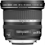 Canon EF-S 10-22mm f/3.5-4.5 USM SLR Lens for EOS Digital SLR