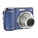 Kodak Easyshare C190 Digital Camera (Blue)